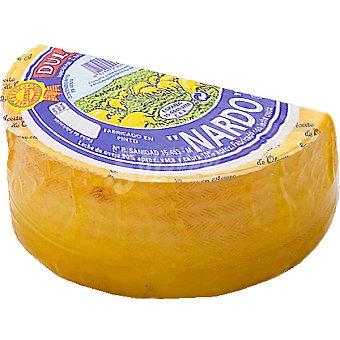 Nardo Queso castellano curado leche cruda de oveja 1/2 pieza 1,5 kg