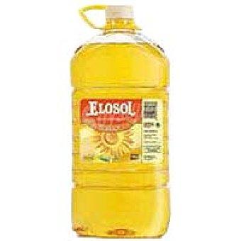 Elosol Aceite de girasol Garrafa 5 litros