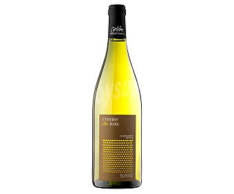 Comte de Foix Vino blanco con denominación de origen Penedés botella de 75 cl