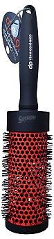 DELIPLUS Cepillo cabello iónico 44mm (combate el encrespamiento y da brillo) 1u