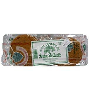 Lupianez Torta de Algarrobo Pack de 6x75 g
