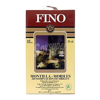 Gracia Vino D.O. Montilla-Moriles fino 3 l