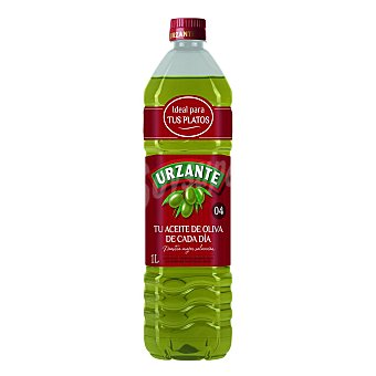 Urzante aceite de oliva suave 0,4º botella  1 l