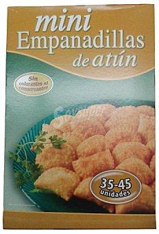 Hacendado Empanadillas congeladas atún mini Caja 500 g