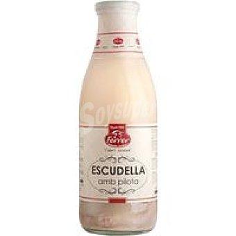 Ferrer Escudella con pelota Botella 1,45 litros