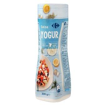 Carrefour Salsa de yogur 300 g