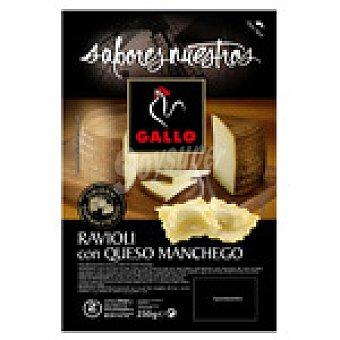 Gallo Ravioli relleno queso manchego 250g