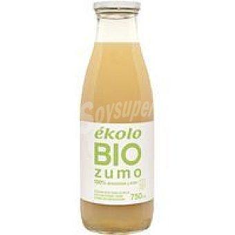 Ékolo Zumo ecològico de kiwi-manzana ékolo Botella 75 cl