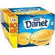 Natillas de vainilla pack 8 unidades 125 g Danet Danone