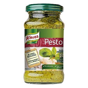 Knorr Salsa pesto Frasco 185 g