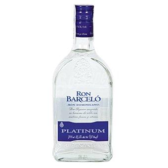 Barceló Ron blanco platinum Botella de 70 cl