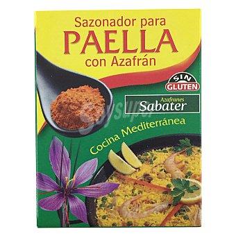 Sabater Preparado de paella Pack 5x10 g