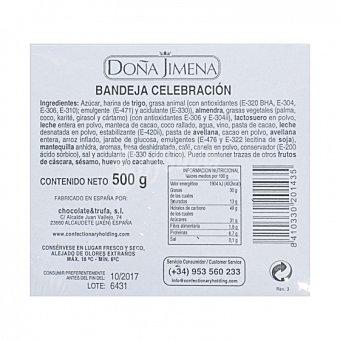 Doña Jimena Surtido de dulces tradicionales 500 G 500 g
