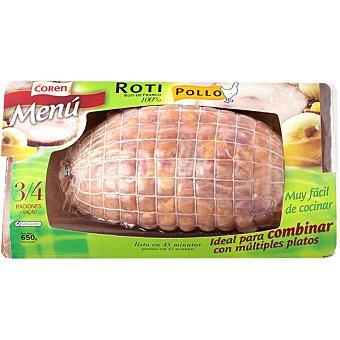 Coren Roti de pollo 1 unidad Envase 650 g