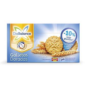 DiaBalance Pascual Galletas doradas al horno ayudan a normalizar los niveles de glucosa en sangre Bolsa 144 g