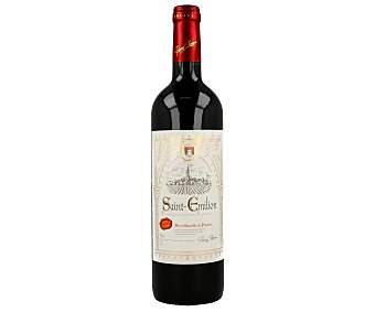 Pierre Chanau Vino Tinto Saint-Emilion 75 Centilitros
