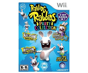 UBISOFT Rabbids: Party Wii  1u