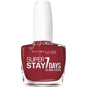 Maybelline New York Laca de uñas Forever strong 06 Pack 1 unid
