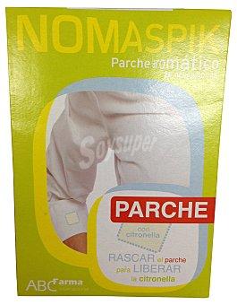 Abc Farma Parches antimosquitos *verano* Caja 24 unidades