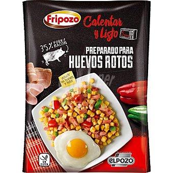 Fripozo Preparado para huevos rotos Bolsa 400 gr