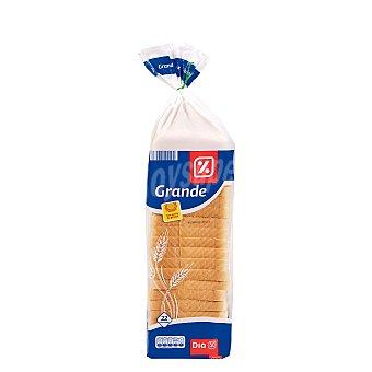 DIA pan de molde blanco Bolsa 600 gr