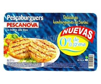 Pescanova Pescaburguers 150 Gramos