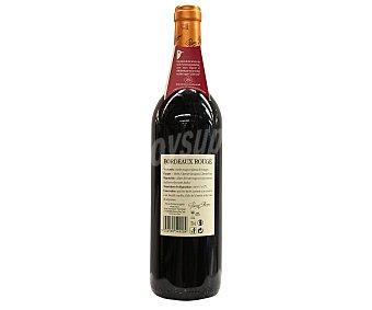 Pierre Chanau Vino tinto ecológico Bordeaux Botella de 75 centilitros