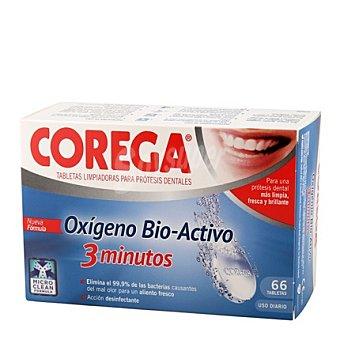 Corega Limpieza Prótesis Dental Corega 3 Minutos