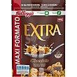 Cereales de desayuno con chocolate y avellanas Paquete 500 g Extra Kellogg's
