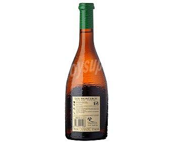 Los Monteros Vino blanco con denominación de origen de Valencia Botella de 75 centilitros