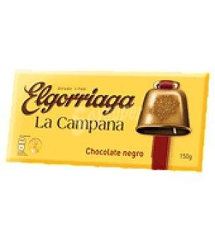 El Gorriaga Chocolate negro la campana 150 g