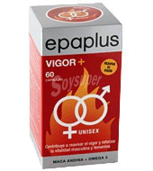 Epaplus Epa Plus Vigor+ cápsulas 60 ud