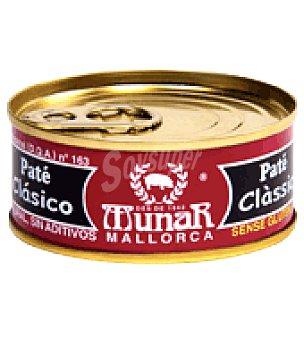 Munar Pate higado de cerdo natural 95 g