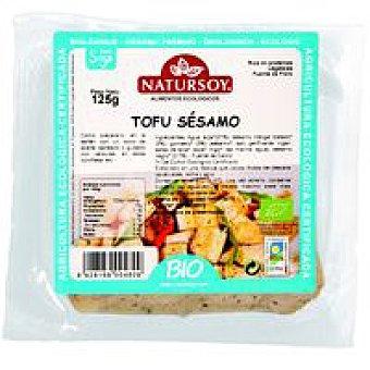 Natursoy TOFU CON SESAMO 125 GR