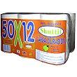 papel higiénico larga duración paquete 12 unidades SHUTTIL