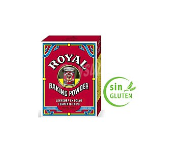 Royal Levadura Pack 4 sobres x 16 g (64 g)