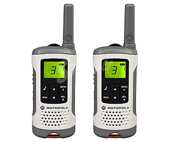 MOTOROLA T50 Pack de 2 Walkie Talkie 103 gr