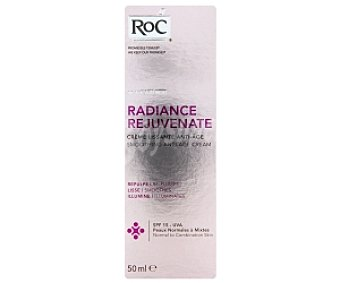 ROC Radiance Crema antiedad, piel normal-mixta 50ml
