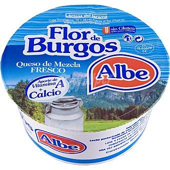 ALBE FLOR DE BURGOS Queso fresco Tarrina 500 g