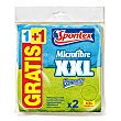 Bayeta de microfibra XXL Pack 2 u Spontex