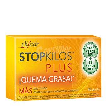 E'lifexir Stop kilos en cápsulas 40 ud