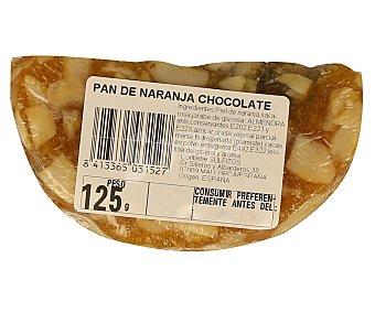 Capo Pan de naranja con chocolate,, 125 gramos