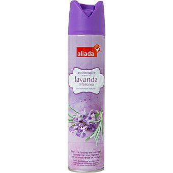 ALIADA Ambientador lavanda  spray de 300 ml