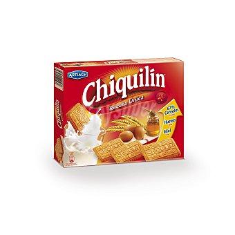 Chiquilín Artiach Galletas de desayuno Caja 525 grs