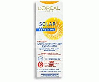 L'Oréal Crema Solar Pieles muy Claras Expertise. Factor de Protección 60 75ml