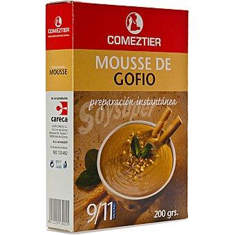 Comeztier mousse de gofio preparación instantánea 9-11 raciones  caja 200 g