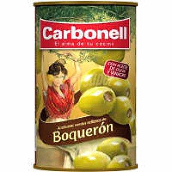 Carbonell Aceitunas rellenas de boquerón Lata 150 g