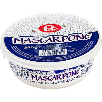 FORESTI Mascarpone de Italia envase 250 g envase 250 g