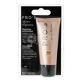 Pro's Les Cosmétiques Base maquillaje acabado luminoso 100 Hydra Radiance 1 ud