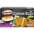 Cordon bleu de pechuga de pollo, jamón york y queso  Envase 360 g Fripozo
